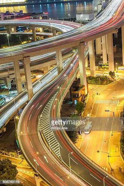 Shanghai Nampo bridge