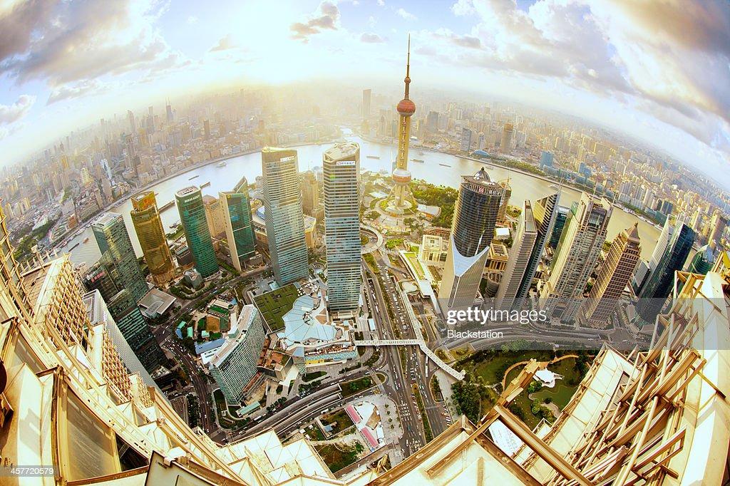 Shanghai panorama : Photo