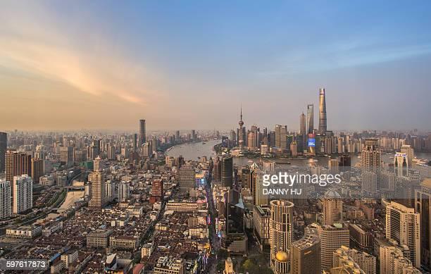 Shanghai scape