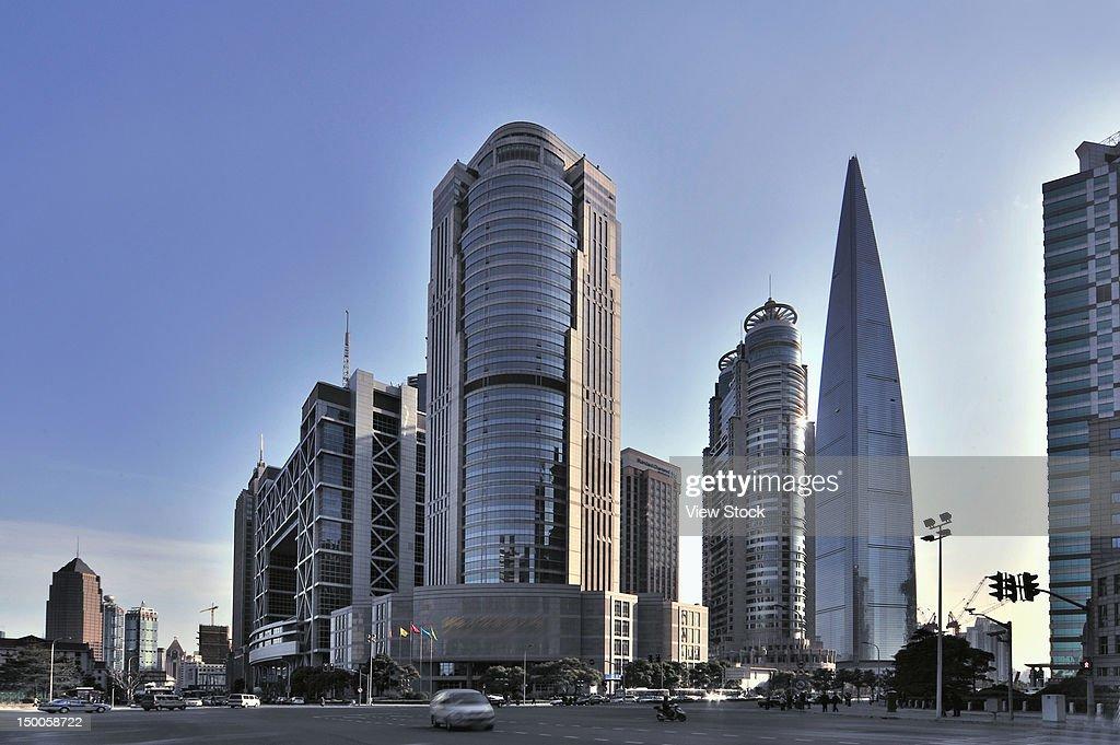 'Shanghai,China' : Stock Photo