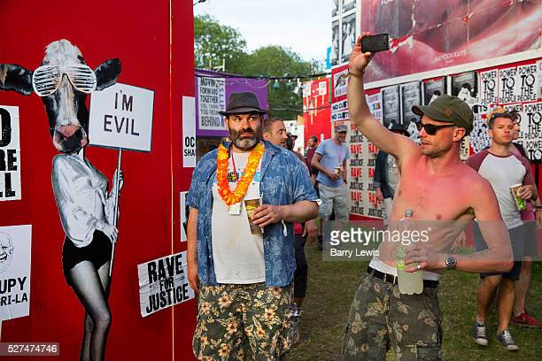 Shangri La is a festival of contemporary performing arts held each year within Glastonbury Festival The theme for the 2015 Shangri La was Protest...