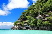 Shangri La resort, Boracay island, Philippines