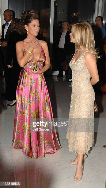 Shania Twain and Reese Witherspoon during 29th Annual Kennedy Center Honors at John F Kennedy Center for the Performing Arts in Washington DC United...
