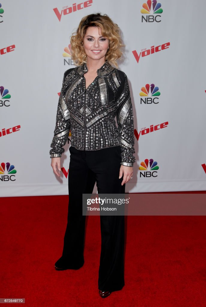 """The Voice"" Season 12 - April 24, 2017 - Arrivals"