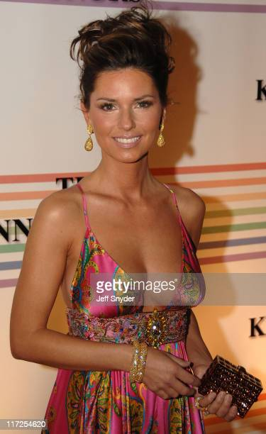 Shania Twain during 29th Annual Kennedy Center Honors at John F Kennedy Center for the Performing Arts in Washington DC United States