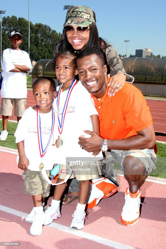 Shanice Flex Washington and family during BDADS Presents 3rd Annual 'Little Legs With Big Hearts' A Fun Run For Kids To Benefit Children Afflicted...
