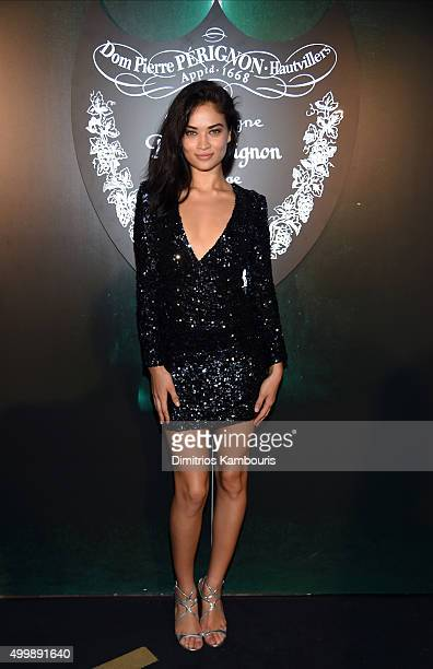 Shanina Shaik attends Dom Perignon Alex Dellal Stavros Niarchos Vito Schnabel host From Earth to Heart at The W Hotel South Beach on December 4 2015...