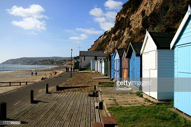 Shanklin fronte mare sull'Isola di Wight