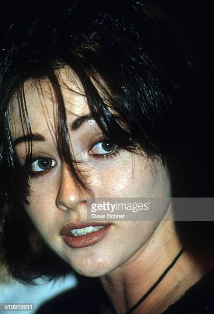 Shannen Doherty at Lifebeat benefit New York June 24 1994