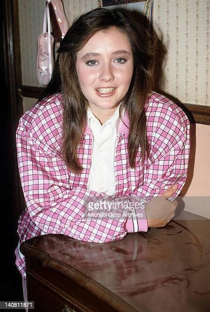 Shannen Doherty circa 1988