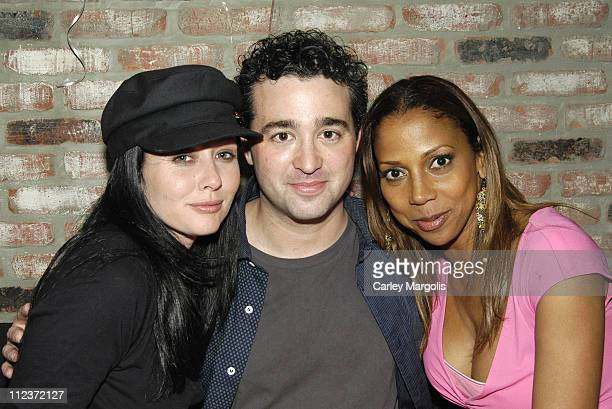 Shannen Doherty Holly Robinson Peete and guest **Exclusive Coverage**