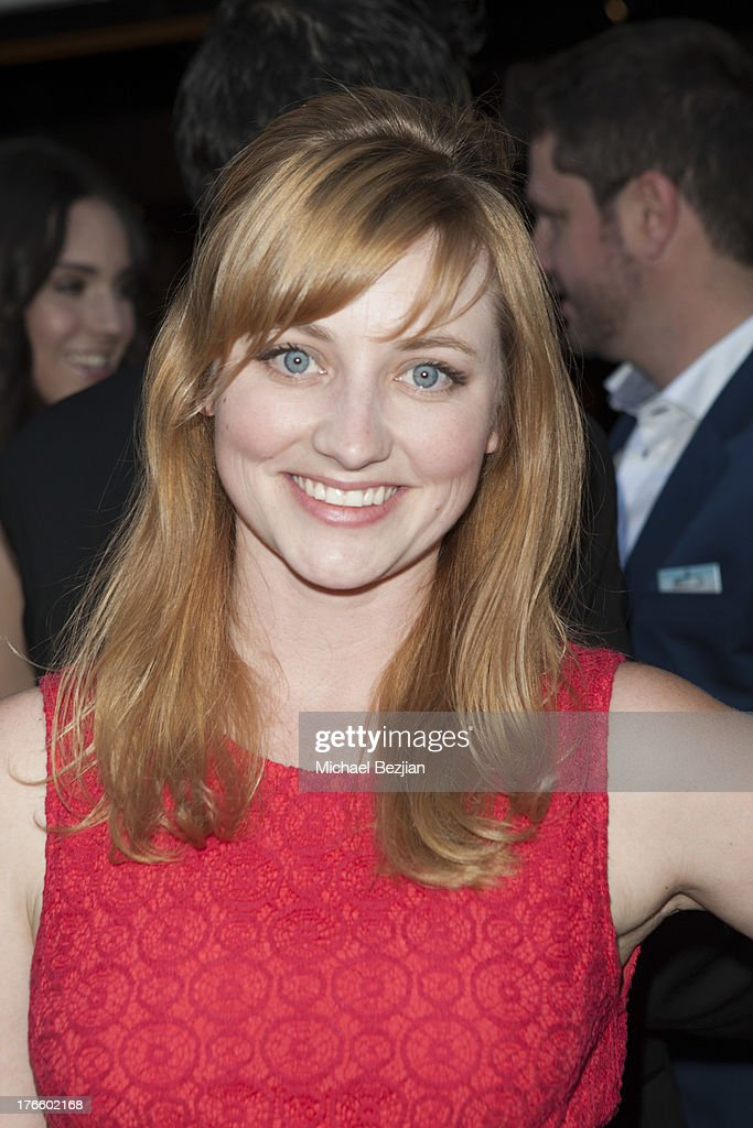Shannon Collis attend 9th Annual HollyShorts Film Festival - Private Pre-Reception at Hollywood Roosevelt Hotel on August 15, 2013 in Hollywood, California.