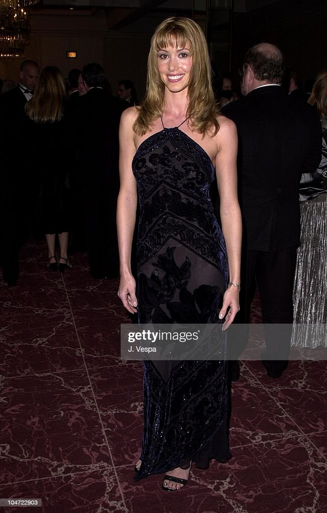Shannon Elizabeth during 2001 ACE Eddie Awards at Beverly Hilton in Los Angeles, California, United States.