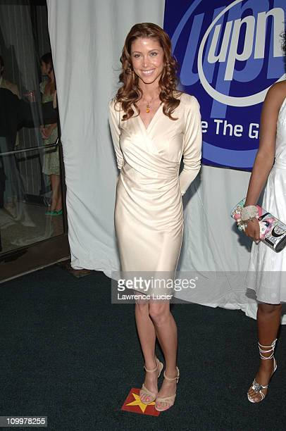 Shannon Elizabeth during 2005/2006 UPN Prime Time UpFront at Madison Square Garden in New York City New York United States