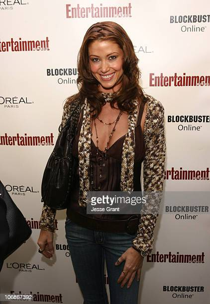 Shannon Elizabeth during 2006 Sundance Film Festival Entertainment Weekly Sundance Opening Weekend Party Arrivals at The Shop in Park City Utah...