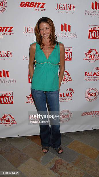 Shannon Elizabeth during 944 Magazine One Year Anniversary Celebration Red Carpet at Palms Casino Resort in Las Vegas Nevada United States