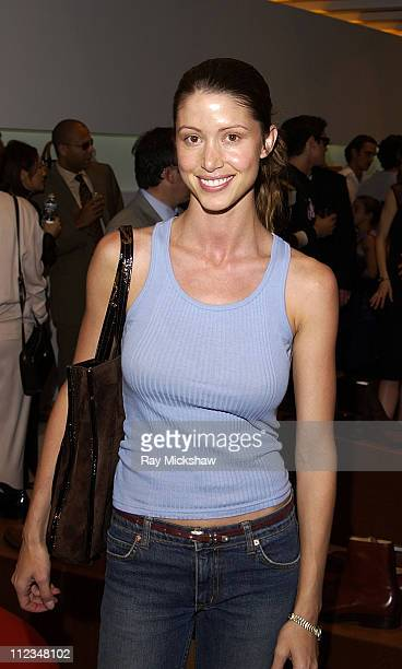 Shannon Elizabeth during A Testoni and Movieline Host Grand ReOpening of Rodeo Drive Store at A TestoniBeverly Hills Store in Beverly Hills...