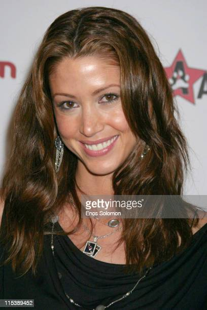 Shannon Elizabeth during Bodogcom Host Charity Poker Tournament to Benefit Animal Avengers Pet Rescue at Private Residence in Beverly Hills CA United...