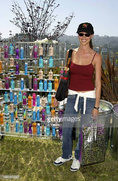Shannon Elizabeth during Cabana PreMTV Movie Awards Beauty Buffet Day Two at Private Residence in Hollywood California United States