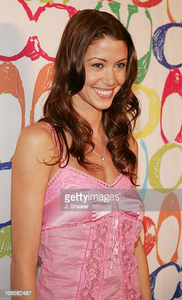 Shannon Elizabeth during Coach Play For Peace Concert and Red Carpet in Tokyo Japan