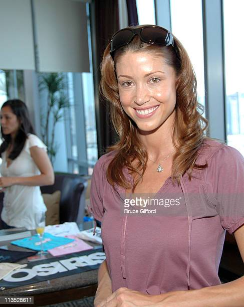 Shannon Elizabeth during Fantasy Suit Gifting Lounge Hosted By The Palms Hotel and Casino Resort and 944 Magazine July 1 2006 at Palms Casino Resort...