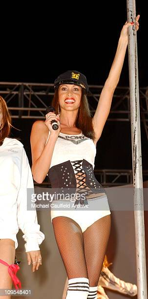 Shannon Elizabeth during GBMI and Pony International Host The ReLaunch of the Pony Collection at The Fess Parker Doubletree Resort in Santa Barbara...