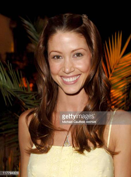 Shannon Elizabeth during Maxim Magazine's Hot 100 Inside at The Day After in Hollywood California United States