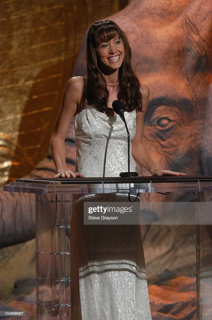 Shannon Elizabeth during The 17th Annual Genesis Awards - Show at The Beverly Hilton Hotel in Beverly Hills, California, United States.