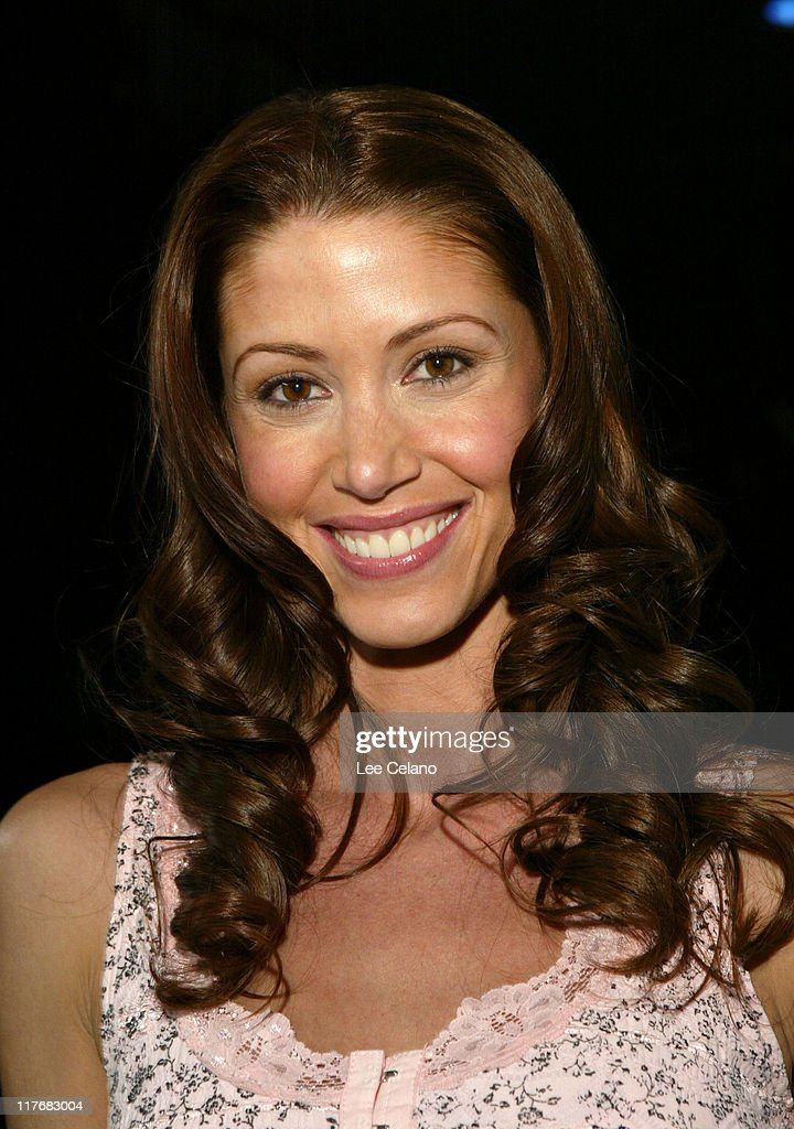 Shannon Elizabeth during THQ Kicks off 3rd Annual WWE Superstar Challenge at House of Blues at House of Blues in West Hollywood, California, United States.