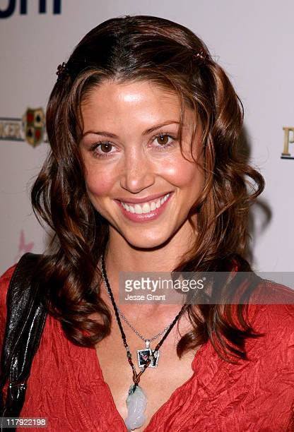 Shannon Elizabeth during Urban Health Institute's 2006 Celebrity Poker Tournament and Casino Night at The Playboy Mansion at The Playboy Mansion in...