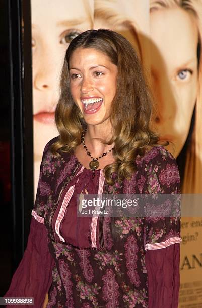 Shannon Elizabeth during White Oleander Premiere at Mann Chinese Theater in Hollywood California United States