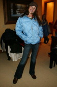 Shannon Elizabeth with The North Face during The North Face Hush Puppies New Era Cap Avion Atkins Lather Invigor 8 and Crest White Strips at Deer...