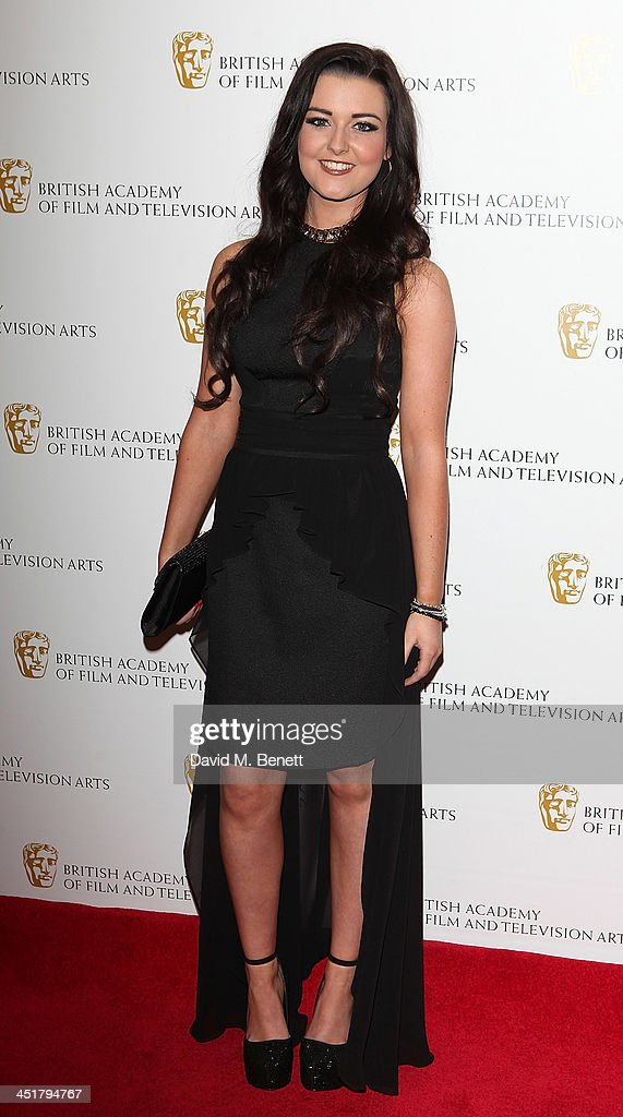Shannon Flynn attends the British Academy Children's Awards at the London Hilton on November 24, 2013 in London, England.