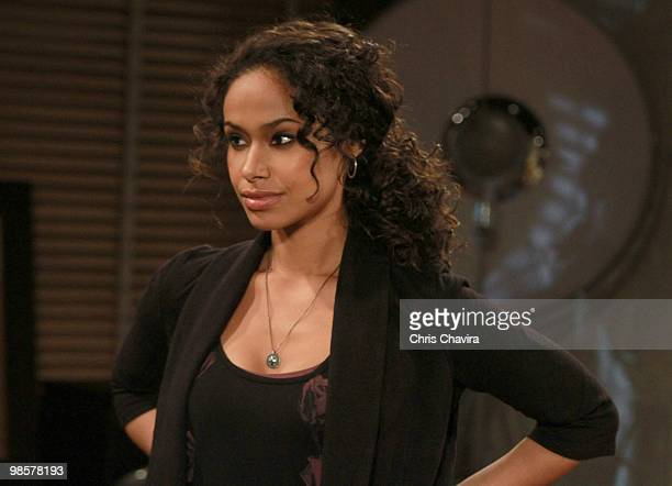 CHILDREN Shannon Kane in a scene that airs the week of April 26 2010 on ABC Daytime's 'All My Children' 'All My Children' airs MondayFriday on the...