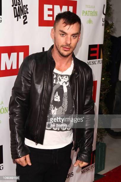 Shannon Leto arrives at Ultimate Ears By Logitech Presents The EMI Grammys After Party at Milk Studios on February 13 2011 in Hollywood California