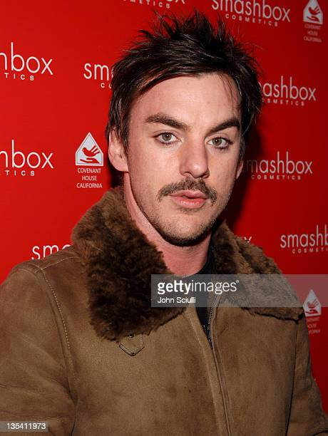Shannon Leto during Smashbox Cosmetics Celebrate the Holidays and Brent Bolthouse's Birthday at Area in Los Angeles California United States