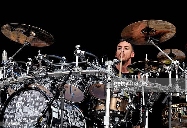 Shannon Leto of 30 Seconds to Mars performs on stage at the Soundwave Music Festival on March 3rd 2011 in Melbourne Australia