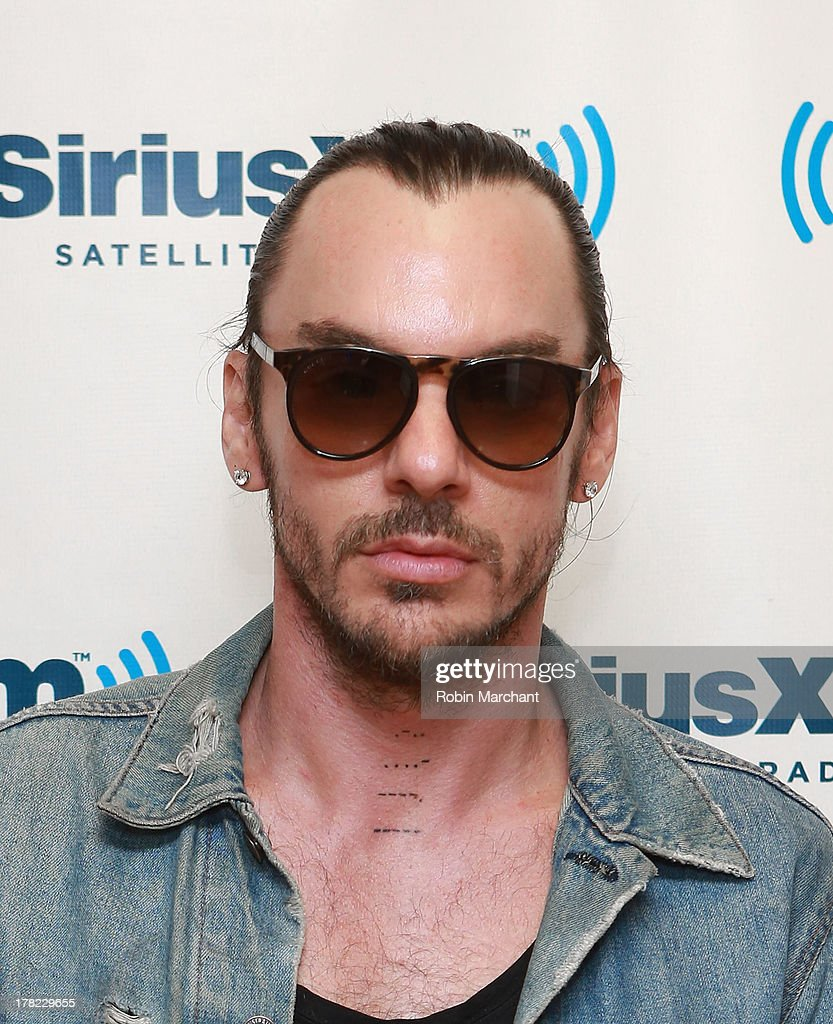 <a gi-track='captionPersonalityLinkClicked' href=/galleries/search?phrase=Shannon+Leto&family=editorial&specificpeople=764946 ng-click='$event.stopPropagation()'>Shannon Leto</a> of 30 Seconds to Mars visits at SiriusXM Studios on August 27, 2013 in New York City.