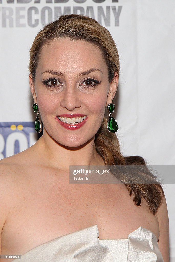 Shannon Lewis attends the after party for the Broadway opening night of 'The People in the Picture' at Marriot Marquis on April 28, 2011 in New York City.