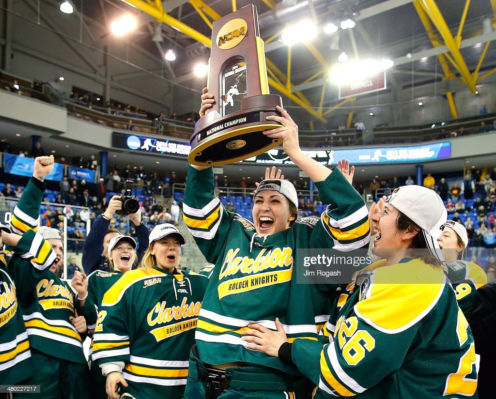 2014 NCAA Women's Ice Hockey Championship Photos and Images ...