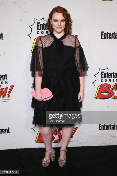 Shannon Purser at Entertainment Weekly's annual ComicCon party in celebration of ComicCon 2017 at Float at Hard Rock Hotel San Diego on July 22 2017...