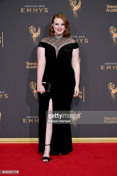 Shannon Purser attends day 2 of the 2017 Creative Arts Emmy Awards on September 10 2017 in Los Angeles California