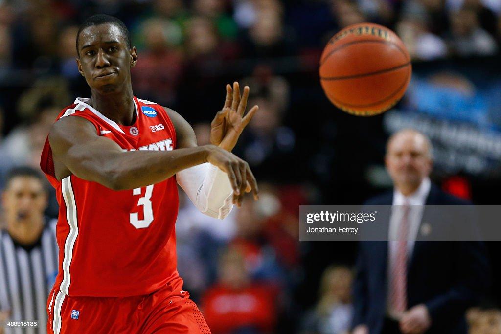 NCAA Basketball Tournament - Second Round - Portland