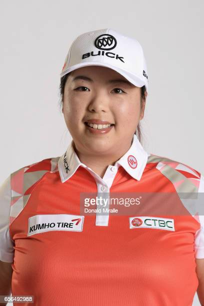 Shanshan Feng of China poses for a portrait during the KIA Classic at the Park Hyatt Aviara Resort on March 21 2017 in Carlsbad California