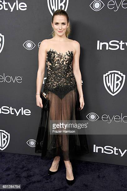 Shantel VanSanten attends the 18th Annual PostGolden Globes Party hosted by Warner Bros Pictures and InStyle at The Beverly Hilton Hotel on January 8...