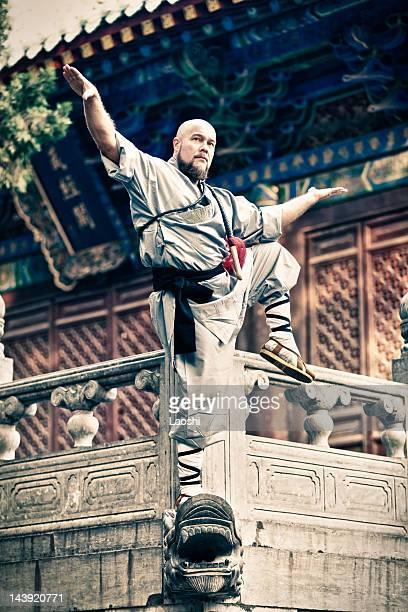 少林寺仏教僧