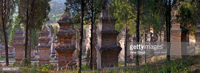 Shaolin Temple,Henan,China