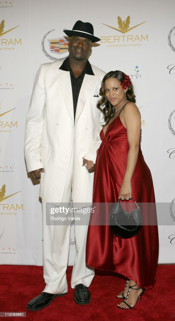 Shaquille O'Neal's 34th Birthday Celebration - Arrivals