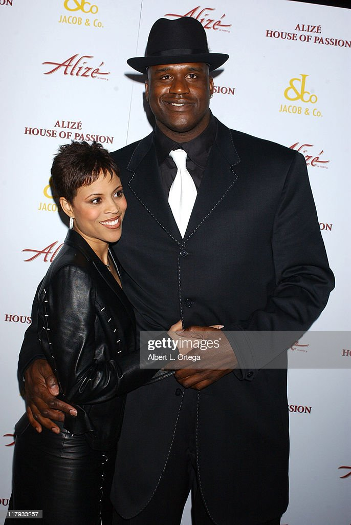 Alize house of passion nba all star party hosted by shaq - Shaunie o neal house ...