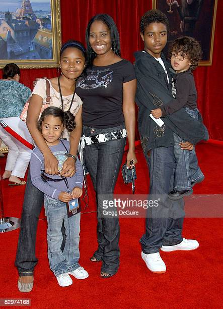 Shar Jackson Children Stock Photos and Pictures | Getty Images
